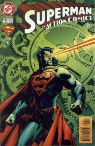 Action Comics (1938 series) #723, NM- (Stock photo)