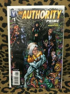 THE AUTHORITY PRIME - WILDSTORM COMICS - 6 of 6 ISSUES - 2007-08 VF+ Never Read