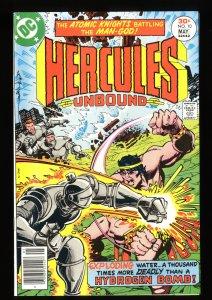 Hercules Unbound #10 NM+ 9.6