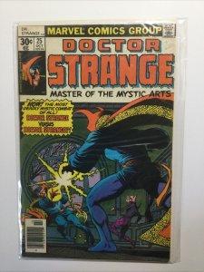 Doctor Strange 25 Fine Fn 6.0 Marvel