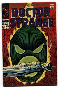 DOCTOR STRANGE #173 comic book -ADKINS ART-MARVEL VF