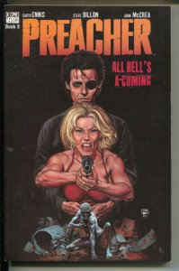 Preacher:All Hell's A-Coming-Garth Ennis-Vol 8-2000-PB-VG/FN