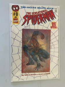 Sensational Spider-Man #0 8.0 VF (1996 1st Series)
