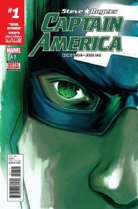 CAPTAIN AMERICA STEVE ROGERS (2016 MARVEL) #7