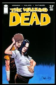 The Walking Dead #37 2007- Zombies-AMC TV Show- Kirman-Adlard- NM