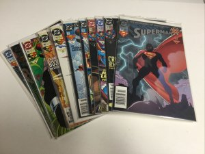 Superman 0 7 74 75 76 77 79 80 81 82 83 Nm- Near Mint- DC Comics