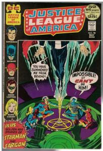 JUSTICE LEAGUE OF AMERICA 98 F-VF May 1972
