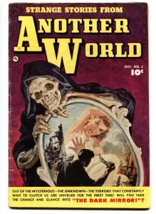 Strange Stories from Another World #3-pre-code horror-Norman Saunders cvr