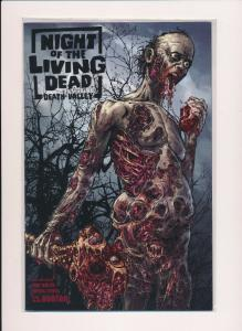 Night of the Living Dead, Death Valley #2, GORE Cover Avatar Comics ~ NM (HX384)