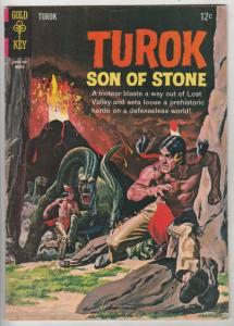Turok Son of Stone #44 (Mar-65) FN/VF Mid-High-Grade Turok, Andar