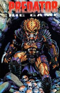 Predator: Big Game #1 VF/NM; Dark Horse | save on shipping - details inside