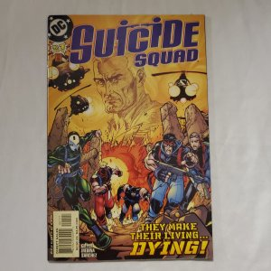 Suicide Squad 1 Near Mint- Written by Keith Giffen
