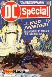 DC Special #8, VF- (Stock photo)