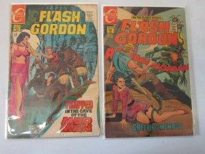 Flash Gordon #13 and #17 4.0 VG (1969)