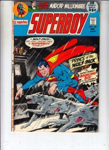 Superboy #180 (Dec-71) VF High-Grade Superboy