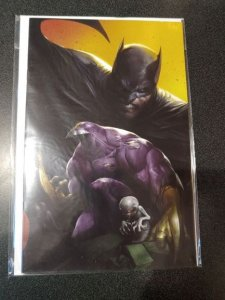 BATMAN/MAXX #1 NYC COMIC CON VIRGIN VARIANT