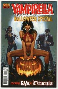 Vampirella Halloween Special (Dynamite, 2013) VF/NM