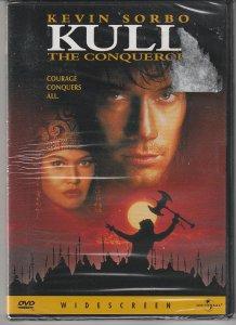 Kull The Conqueror DVD    Hercules Meets Robert E. Howard ! !