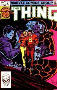 Thing (1983 series) #2, VF+ (Stock photo)