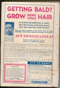 Marvel Science Stories 11/1950-Marvel Timely-Norman Saunders-Van Vogt-FR/G