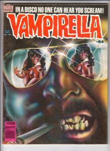 Vampirella Magazine #84 (Jan-80) VF High-Grade
