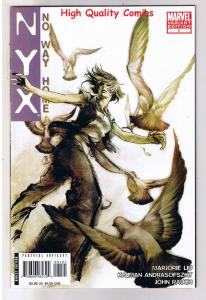 NYX NO WAY HOME #1 Variant, 2008, VF, more Variants in store
