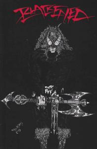 Blackened Ashcan #1 VF/NM; Enigma Graphic | save on shipping - details inside