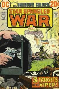 Star Spangled War Stories (1952 series) #167, VF (Stock photo)