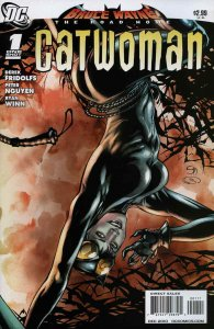 Bruce Wayne: The Road Home: Catwoman #1 VF; DC   save on shipping - details insi