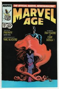 Marvel Age #69 (Marvel, 1988) FN/VF