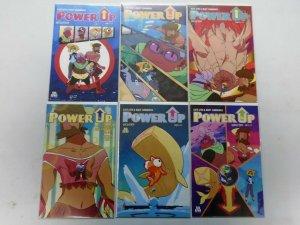 Power Up (2015 Boom) Set:#1-6, 8.0/VF (2015)