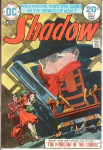 SHADOW (1973) 3 F-VF WRIGHTSON INKS  Mar. 1974 COMICS BOOK