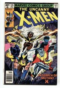 X-MEN #126 Wolverine - comic book MARVEL BRONZE AGE comic vf+