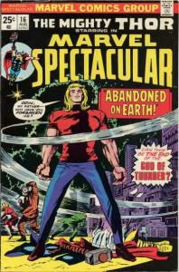 Marvel Spectacular #16, Fine (Stock photo)