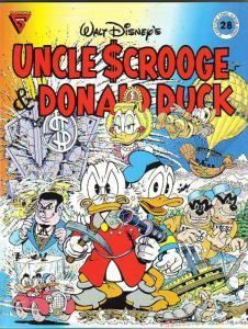 Gladstone Comic Album Series #28 (Jan-87) MT Super-High-Grade Donald Duck
