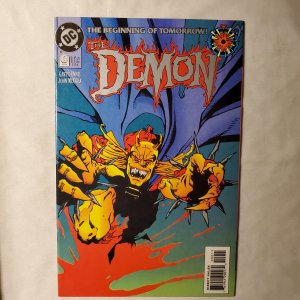 Demon 0 Near Mint-