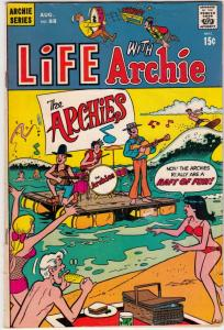 Life with Archie #88 (Aug-69) VF+ High-Grade Archie, Jughead, Betty, Veronica...