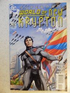 SUPERMAN WORLD OF KRYPTON # 2