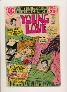 DC Young Love #98 , 1972 Low grade comic (PF653)