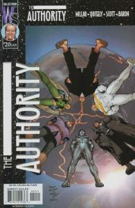 Authority, The #20 FN; WildStorm | save on shipping - details inside