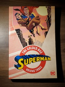 Superman The Golden Age TP VOL 03 (2017) - Used, Like New