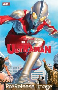 RISE OF ULTRAMAN (2020 MARVEL) #1 PRESALE-09/09