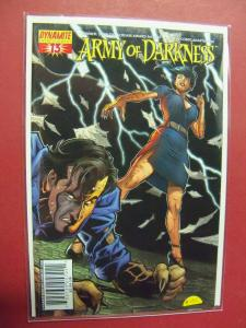 ARMY OF DARKNESS  #13C  (9.4 or better)  1ST PRINT