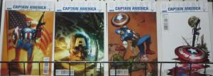 ULTIMATE CAPTAIN AMERICA (Marvel, 2011) #1-4 COMPLETE! VF-NM! Jason Aaron!