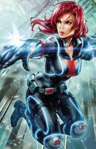 Black Widow #5 Battle Lines Variant (Marvel, 2019) NM