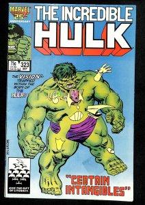 The Incredible Hulk #323 (1986)