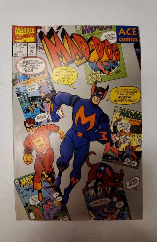 Mad-Dog #1 (1993) NM Marvel Comic Book J665