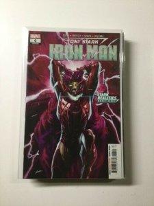 Tony Stark: Iron Man #6 (2019) HPA