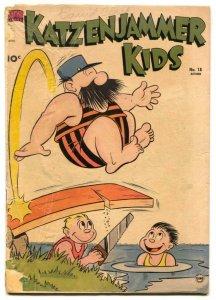 Katzenjammer Kids #18 1951- Golden Age comic FAIR