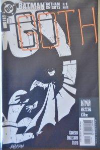 Batman: Gotham Knights #1 (2000)